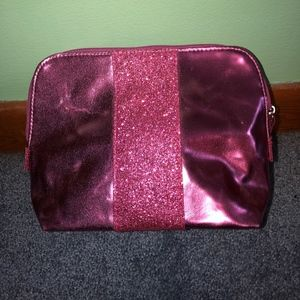 Ulta Pink Makeup Bag
